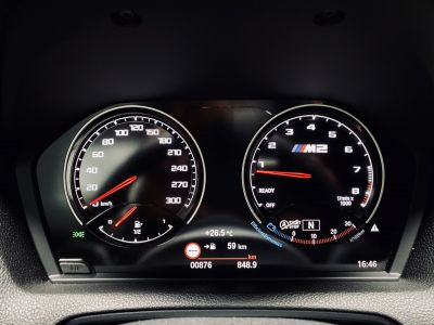 BMW M2 COMPETITION DKG - <small></small> 67.990 € <small>TTC</small>