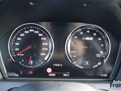 BMW M2 COMPETITION - DKG - HARMAN - ALU 19 - MEMORY - DAB - <small></small> 56.500 € <small>TTC</small> - #10