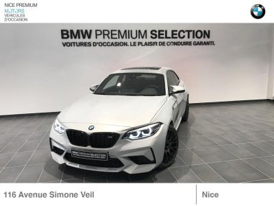 BMW M2 Coupé 3.0 410ch Competition M DKG
