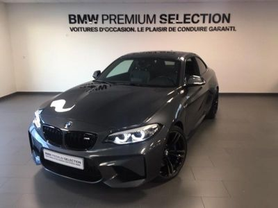 BMW M2 Coupe 370ch M DKG - <small></small> 59.942 € <small>TTC</small>