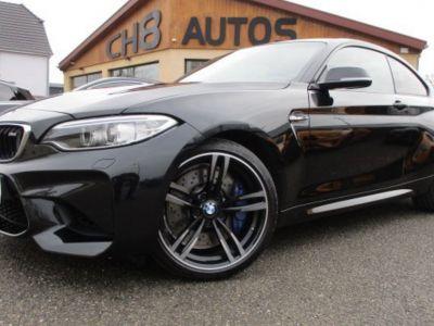 BMW M2 Coupé Noir navi pro Toit ouvrant Xénon 29550kms - <small></small> 48.900 € <small>TTC</small> - #1