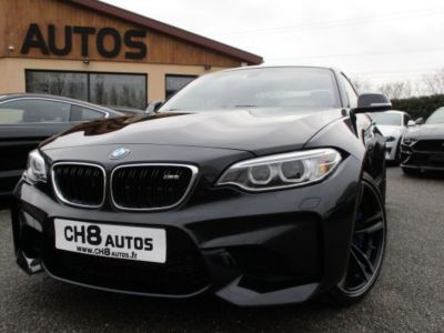 BMW M2 Coupé Noir navi pro Toit ouvrant Xénon 29550kms - <small></small> 48.900 € <small>TTC</small> - #2