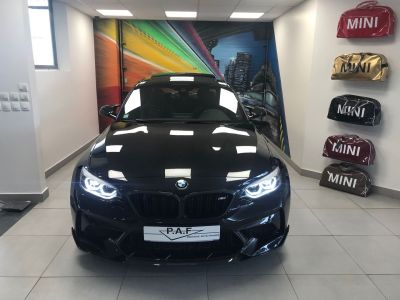 BMW M2 (F87) 3.0 410CH COMPETITION M DKG EDITION HERITAGE - <small></small> 89.900 € <small>TTC</small> - #2
