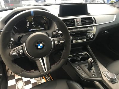 BMW M2 (F87) 3.0 410CH COMPETITION M DKG EDITION HERITAGE - <small></small> 89.900 € <small>TTC</small> - #4
