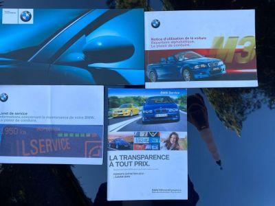 BMW M3 M3 E46 Cabriolet - <small></small> 44.000 € <small>TTC</small>