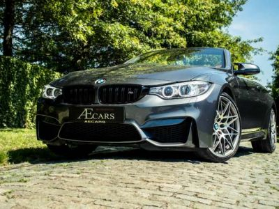 BMW M4 Cabrio COMPETITION - FULL - 1 OWNER - BELGIAN CAR - <small></small> 59.950 € <small>TTC</small> - #1