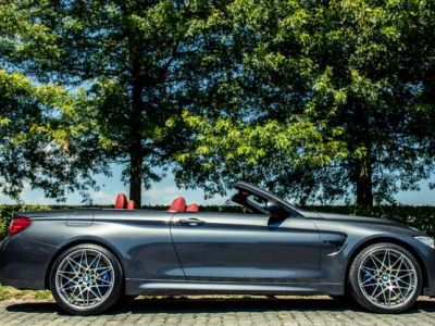 BMW M4 Cabrio COMPETITION - FULL - 1 OWNER - BELGIAN CAR - <small></small> 59.950 € <small>TTC</small> - #2