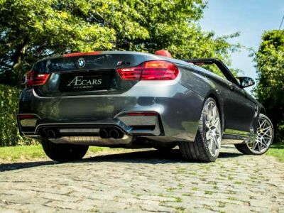 BMW M4 Cabrio COMPETITION - FULL - 1 OWNER - BELGIAN CAR - <small></small> 59.950 € <small>TTC</small> - #3