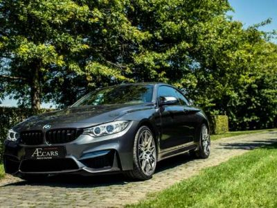 BMW M4 Cabrio COMPETITION - FULL - 1 OWNER - BELGIAN CAR - <small></small> 59.950 € <small>TTC</small> - #4