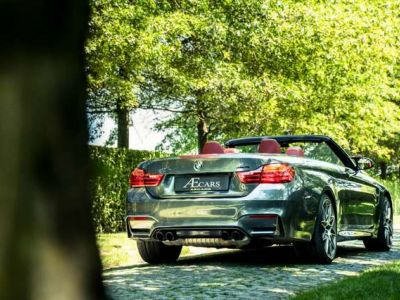 BMW M4 Cabrio COMPETITION - FULL - 1 OWNER - BELGIAN CAR - <small></small> 59.950 € <small>TTC</small> - #5