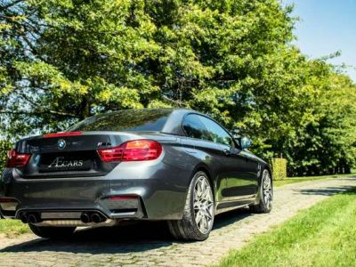 BMW M4 Cabrio COMPETITION - FULL - 1 OWNER - BELGIAN CAR - <small></small> 59.950 € <small>TTC</small> - #7