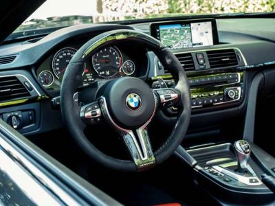 BMW M4 Cabrio COMPETITION - FULL - 1 OWNER - BELGIAN CAR - <small></small> 59.950 € <small>TTC</small> - #10