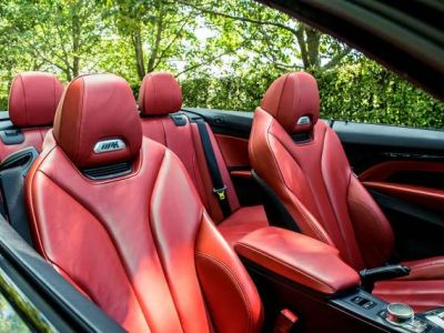 BMW M4 Cabrio COMPETITION - FULL - 1 OWNER - BELGIAN CAR - <small></small> 59.950 € <small>TTC</small> - #11