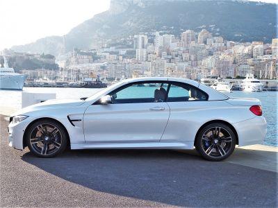 BMW M4 CABRIOLET DKG  431 CV - MONACO - <small></small> 59.900 € <small>TTC</small>
