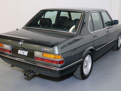BMW M5 E28 - <small></small> 98.900 € <small>TTC</small> - #7