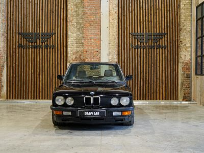 BMW M5 E28 Fully Restored !!! - <small></small> 54.900 € <small>TTC</small> - #4