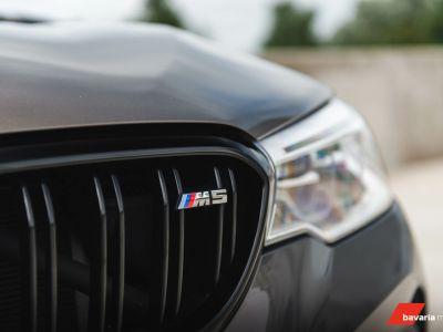 BMW M5 Limousine 4.4 V8 - HARMAN/KARDON - 360°- MASSAGE - - <small></small> 75.900 € <small>TTC</small> - #10