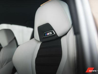 BMW M5 Limousine 4.4 V8 - HARMAN/KARDON - 360°- MASSAGE - - <small></small> 75.900 € <small>TTC</small> - #38