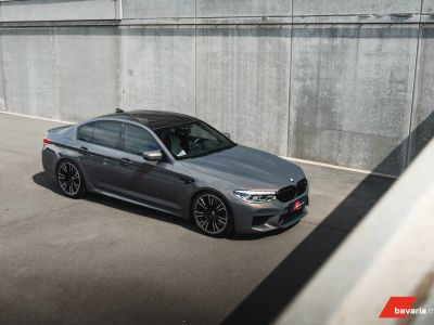BMW M5 Limousine 4.4 V8 - HARMAN/KARDON - 360°- MASSAGE - - <small></small> 75.900 € <small>TTC</small> - #45