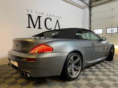 BMW M6 cabriolet v10 507ch e64 2007 - <small></small> 44.990 € <small>TTC</small> - #3