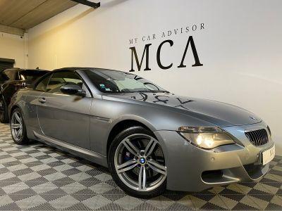 BMW M6 cabriolet v10 507ch e64 2007 - <small></small> 44.990 € <small>TTC</small> - #4