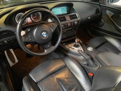 BMW M6 cabriolet v10 507ch e64 2007 - <small></small> 44.990 € <small>TTC</small> - #7