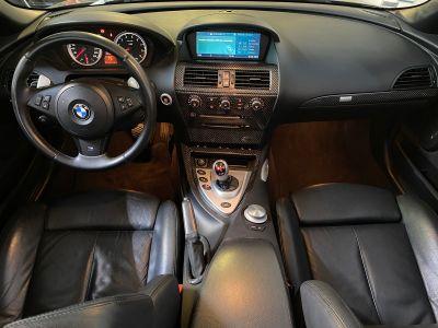 BMW M6 cabriolet v10 507ch e64 2007 - <small></small> 44.990 € <small>TTC</small> - #11