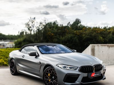 BMW M8 Competition Cabrio Cabrio Pack / CARBON /Ceramic Brakes - <small></small> 155.900 € <small>TTC</small>