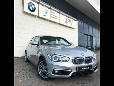 BMW Série 1 118iA 136ch UrbanChic 5p - <small></small> 25.900 € <small>TTC</small>