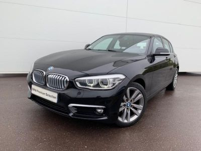 BMW Série 1 118iA 136ch UrbanChic 5p - <small></small> 21.990 € <small>TTC</small> - #1