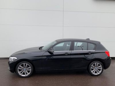 BMW Série 1 118iA 136ch UrbanChic 5p - <small></small> 21.990 € <small>TTC</small> - #4
