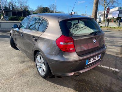 BMW Série 1 (E81/E87) 118D 143CH LUXE 5P - <small></small> 9.900 € <small>TTC</small> - #3