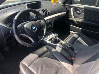 BMW Série 1 E88 Cabriolet 118d 143 ch Luxe - <small></small> 9.500 € <small>TTC</small>