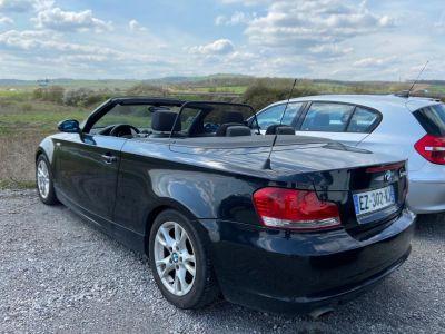 BMW Série 1 E88 Cabriolet 120d 177 ch Confort - <small></small> 8.900 € <small>TTC</small> - #2