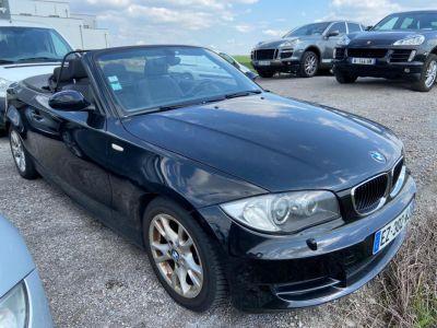 BMW Série 1 E88 Cabriolet 120d 177 ch Confort - <small></small> 8.900 € <small>TTC</small> - #4