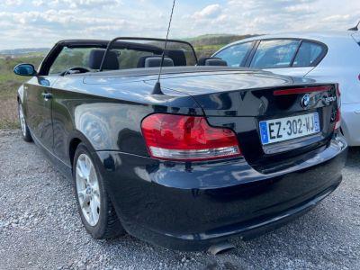 BMW Série 1 E88 Cabriolet 120d 177 ch Confort - <small></small> 8.900 € <small>TTC</small> - #5