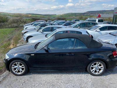 BMW Série 1 E88 Cabriolet 120d 177 ch Confort - <small></small> 8.900 € <small>TTC</small> - #6
