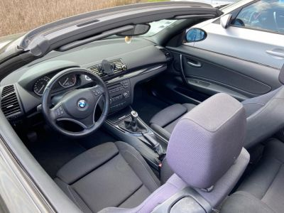 BMW Série 1 E88 Cabriolet 120d 177 ch Confort - <small></small> 8.900 € <small>TTC</small> - #7