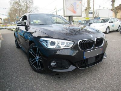 BMW Série 1 (F21/F20) 118DA 150CH M SPORT 3P - <small></small> 17.700 € <small>TTC</small> - #10