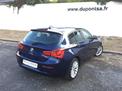 BMW Série 1 Serie 114d 95ch Lounge 5p - <small></small> 15.495 € <small>TTC</small>