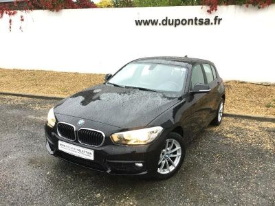 BMW Série 1 Serie 114d 95ch Lounge 5p - <small></small> 15.490 € <small>TTC</small>