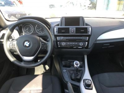 BMW Série 1 SERIE (F20) 114D LOUNGE 5P - <small></small> 14.990 € <small>TTC</small>