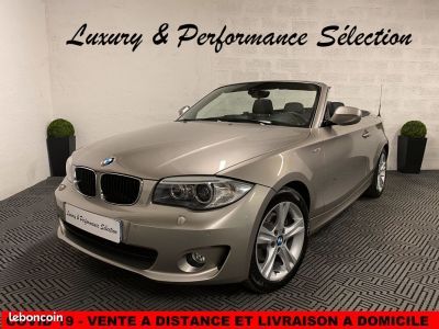 BMW Série 1 Serie OUVERT SUR RDV SERIE CABRIOLET 125i 125 ia 3,0 6 CYL 218ch - <small></small> 22.990 € <small>TTC</small> - #1