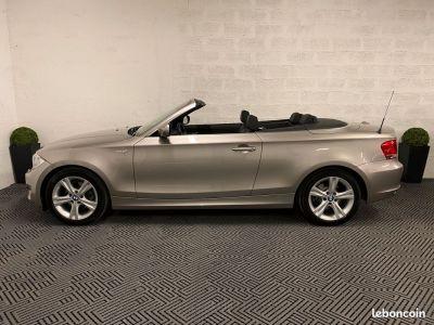 BMW Série 1 Serie OUVERT SUR RDV SERIE CABRIOLET 125i 125 ia 3,0 6 CYL 218ch - <small></small> 22.990 € <small>TTC</small> - #3