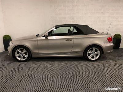 BMW Série 1 Serie OUVERT SUR RDV SERIE CABRIOLET 125i 125 ia 3,0 6 CYL 218ch - <small></small> 22.990 € <small>TTC</small> - #4