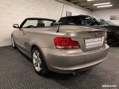 BMW Série 1 Serie OUVERT SUR RDV SERIE CABRIOLET 125i 125 ia 3,0 6 CYL 218ch - <small></small> 22.990 € <small>TTC</small> - #5