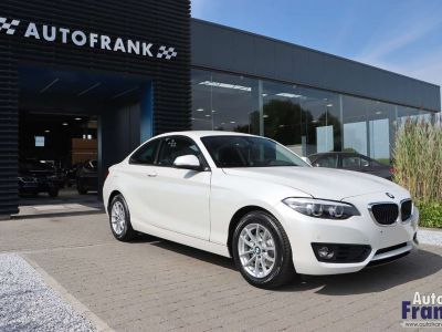 BMW Série 2 218 COUPE - PDC - NAVI - AIRCO - STOELVERW - USB - BT - <small></small> 23.950 € <small>TTC</small> - #1