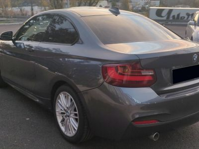 BMW Série 2 218D PACK M - <small></small> 22.900 € <small>TTC</small>