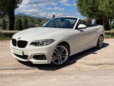 BMW Série 2 Cabriolet 220iA 184ch M Sport - <small></small> 22.900 € <small>TTC</small> - #1