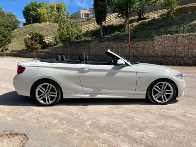 BMW Série 2 Cabriolet 220iA 184ch M Sport - <small></small> 22.900 € <small>TTC</small> - #3